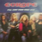 "Picture of I'll cry for you - Europe - 7"" 45 rpm"