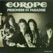 "Picture of Prisoners in Paradise - Europe - 12"" Maxisingle"