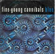 "Picture of Blue - Fine Young Cannibals - 12"" Maxisingle"
