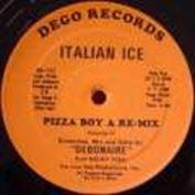 "Picture of Pizza boy a re mix - Italian Ice - 12"" Maxisingle"