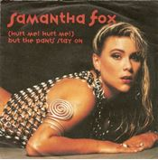 "Picture of Hurt me - Fox Samantha - 7"" 45 rpm"