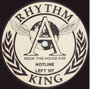 """Picture of Rock this house - Hotline - 12"""" Maxisingle"""