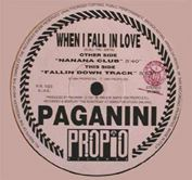 "Picture of When I fall in love - Paganini - 12"" Maxisingle"
