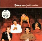 Picture of A different beat - Boyzone - CD Album