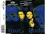 Picture of Let the beat control your body - 2 Unlimited - CD Single