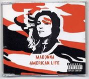 Picture of American life - Madonna - CD Single