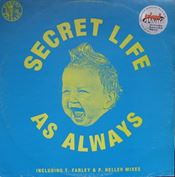 "Picture of As Always - Secret Life - 12"" Maxisingle"