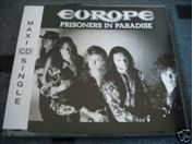 Picture of Prisoners in paradise - Europe - CD Single