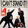 """Picture of I can't stand it - The remix - Twenty for seven - 12"""" Maxisingle"""