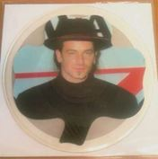 "Picture of Press Conference Gothenburg 1987 - UNCUT Pic Disc - U2 - 12"" Maxisingle"