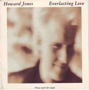 "Picture of Everlasting Love - Jones Howard - 7"" 45 rpm"