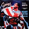 "Picture of Burning heart - Survivor - 7"" 45 rpm"