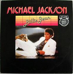 "Picture of Billie Jean - Jackson Michael - 12"" Maxisingle"