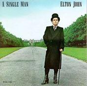 Picture of A single man - John Elton - LP 33 rpm